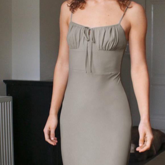 Wilfred Bellow Dress
